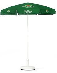 parasol carlsberg