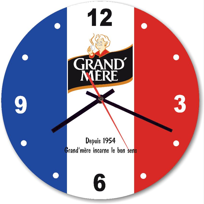 Horloge grand mere